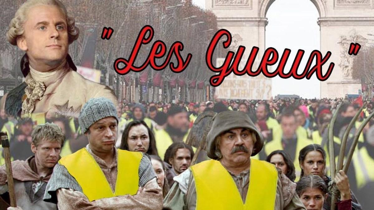 """""""Les Gueux"""" Chanson Gilets Jaunes"""