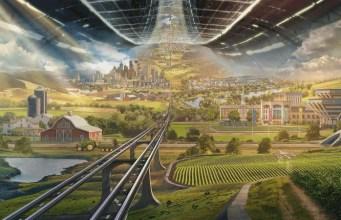 convaincre l'humanité que les colonies de l'espace sont l'avenir