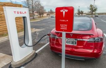 Les nouvelles batteries Tesla