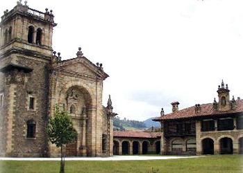 The Parish Church of Los Corrales de Buelna