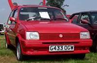MG Metro Turbo - Richard Murphy