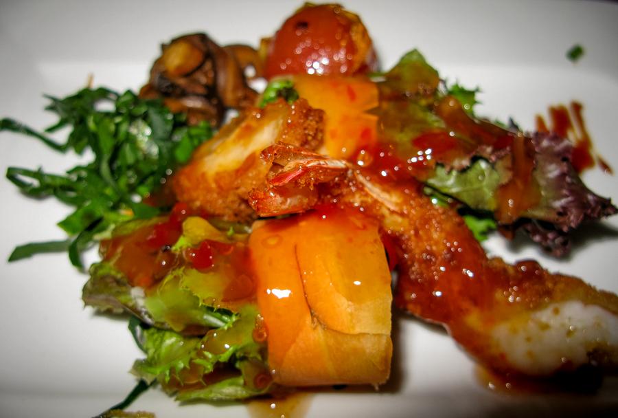 Dinner At Oceana Restaurant