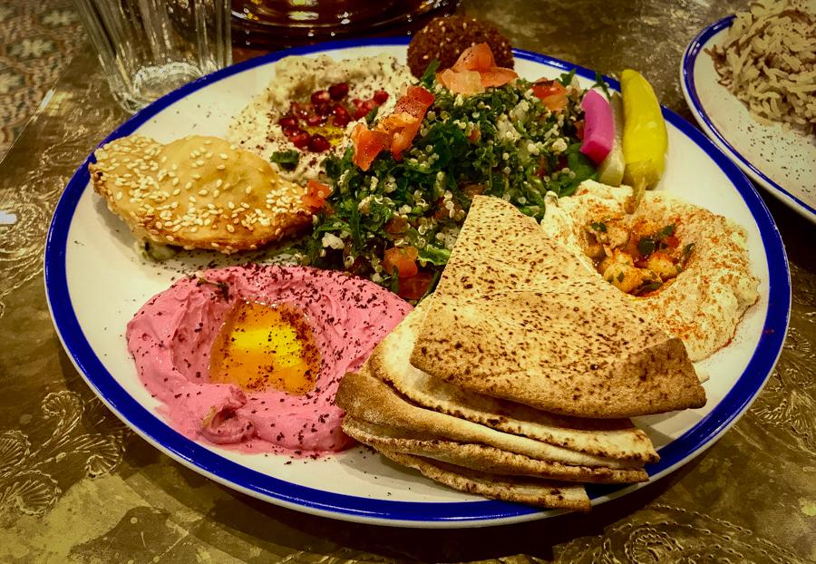 Comptoir Libanis - Mezze
