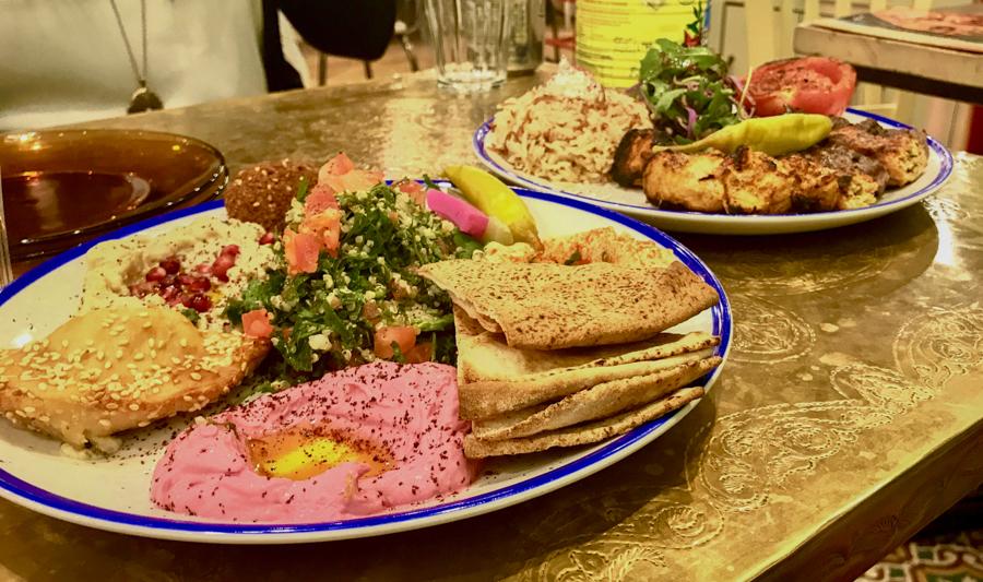Comptoir Libanis - Our Food