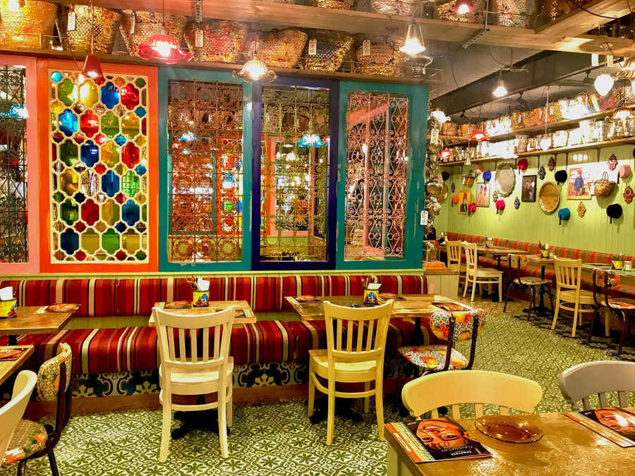 Comptoir Libanis - Decor