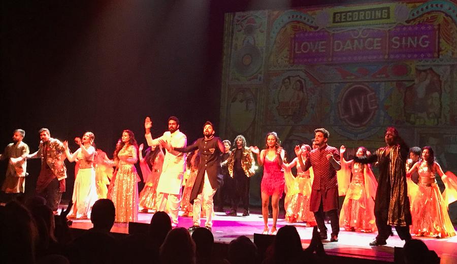 Taj Express - Show ending