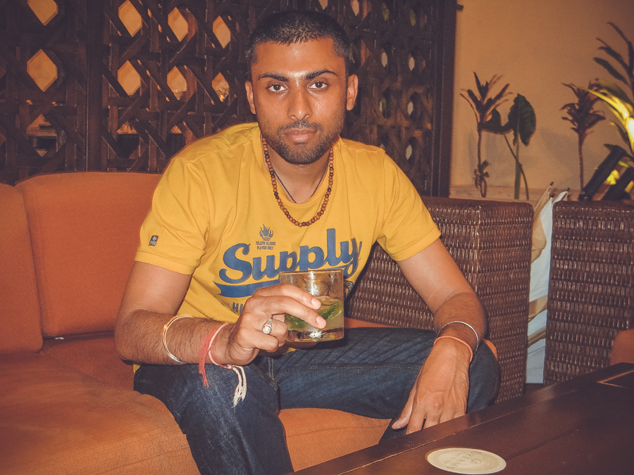 Holiday In Mexico - Sukh In The Lobby Bar