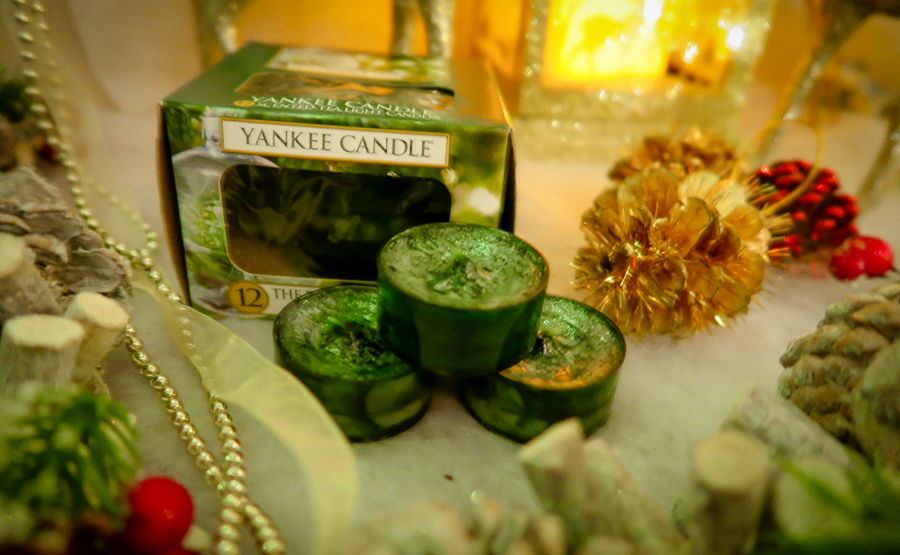 Getting Festive With Yankee Candles - The Perfect Tree