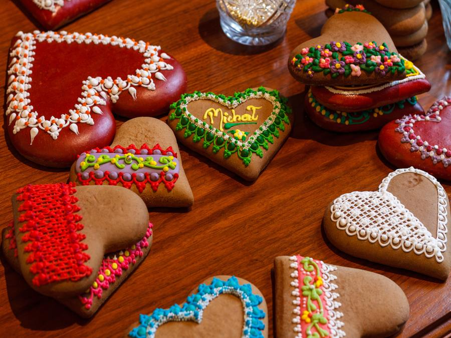 10 Things I Love About Christmas - Cookies