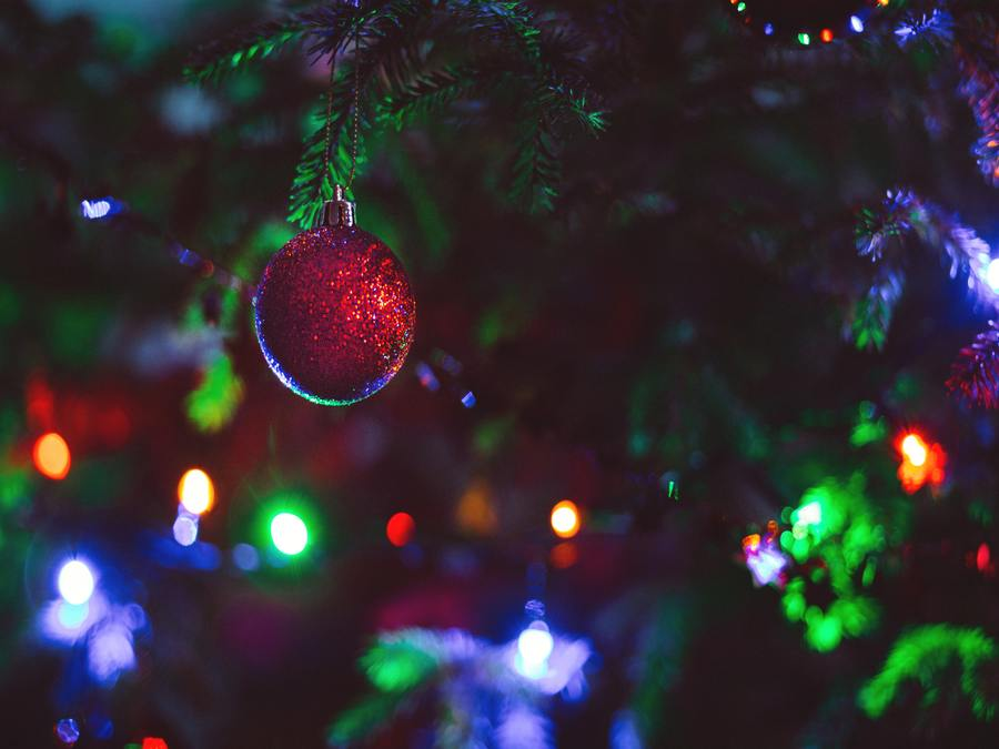 10 Things I Love About Christmas - Decorations