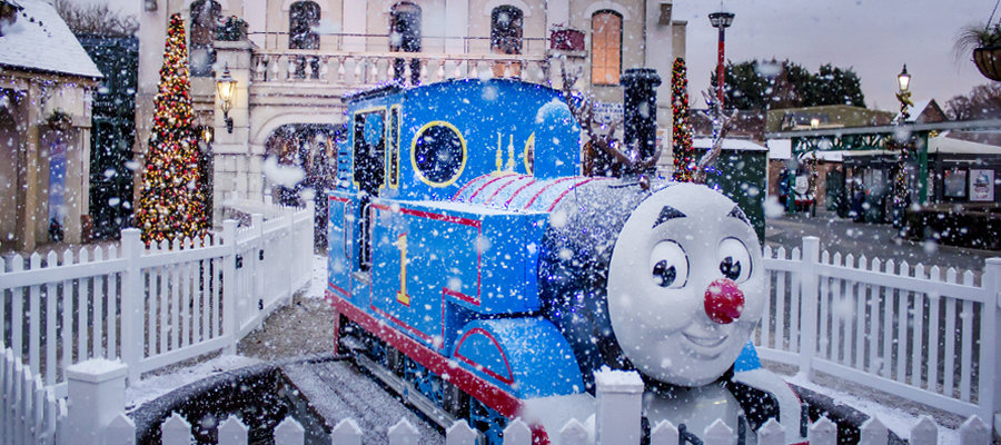 Christmas In My City - Drayton Manor