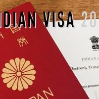 【最新】2017年11月版インドビザを取得しよう!「電子ツーリストビザ e Tourist VISA」
