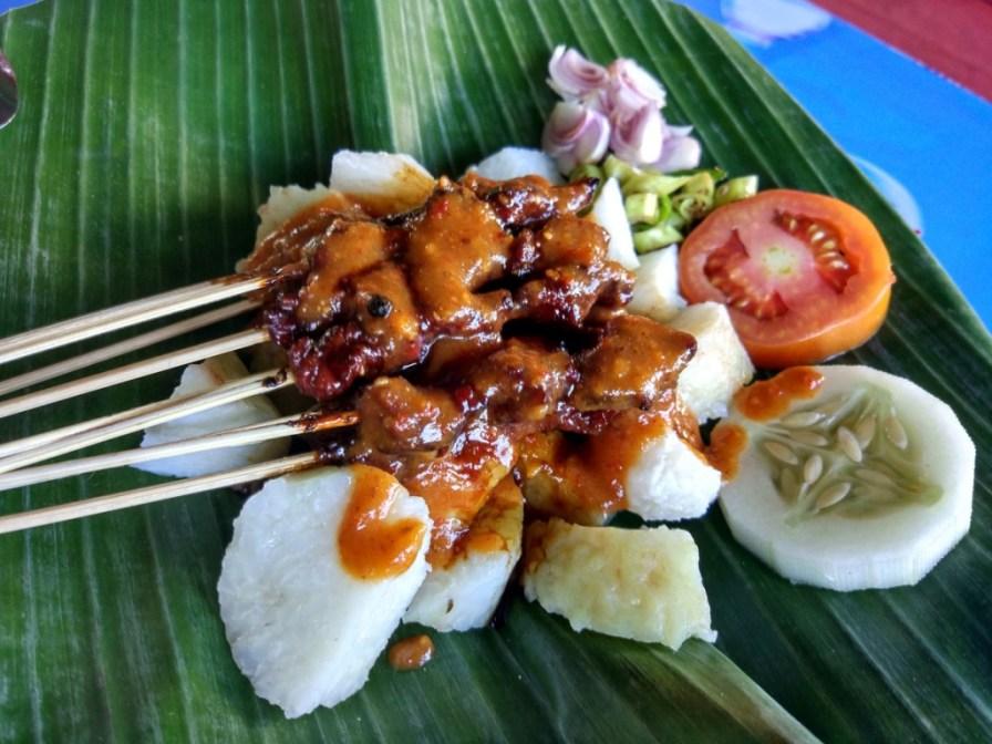 Indonesischer Snack