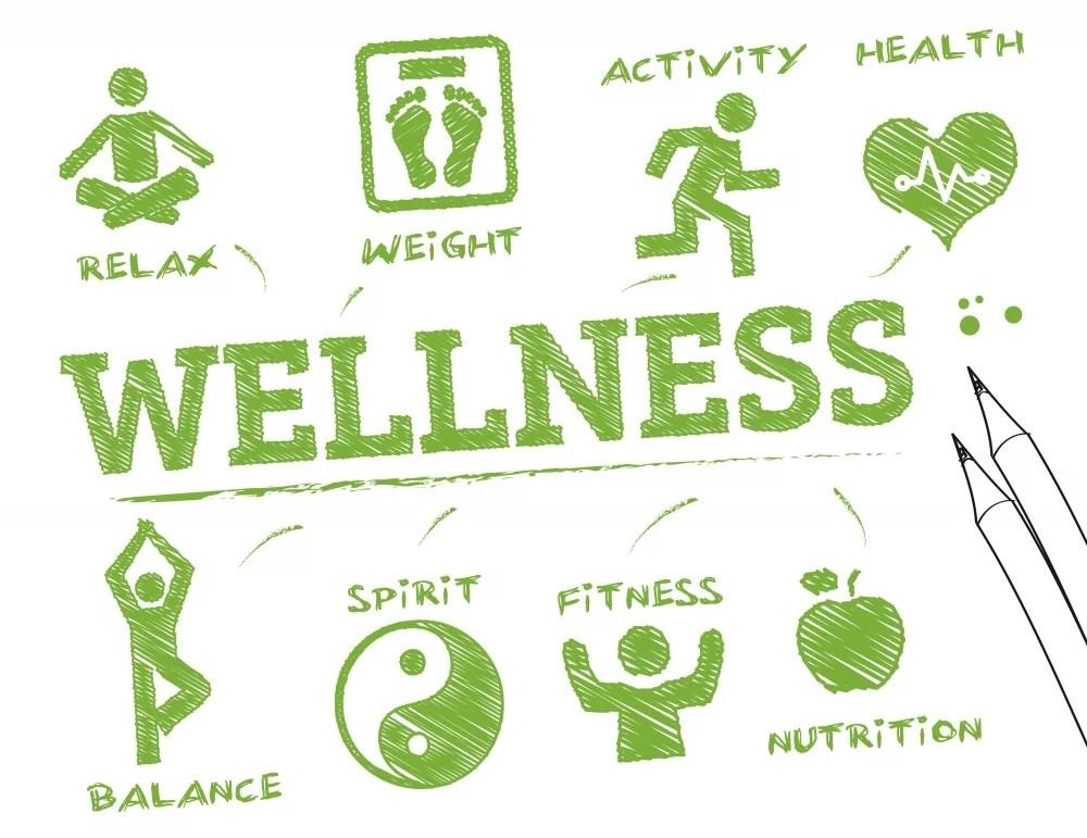 Wellness And Gamescape Health Art Clip