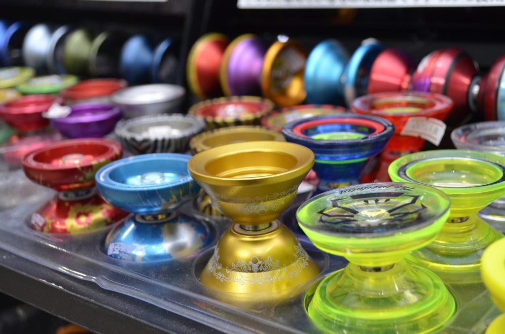 Japan National Yo-Yo Contest yo-yos