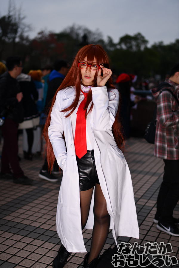 FF31 Fancy Frontier Steinsgate Cosplay