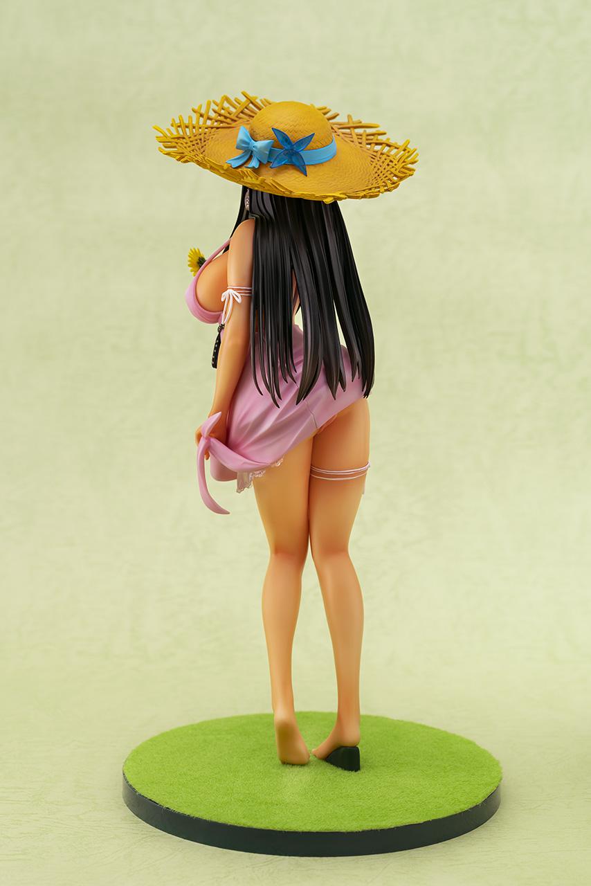 "Suzunari Flower Garden Project Misaki Shie ""Summer grass"" by Daikikougyou Tokunatsu"
