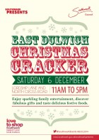 25.12 - SOUTH_East Dulwich Christmas Cracker Poster_003_AW