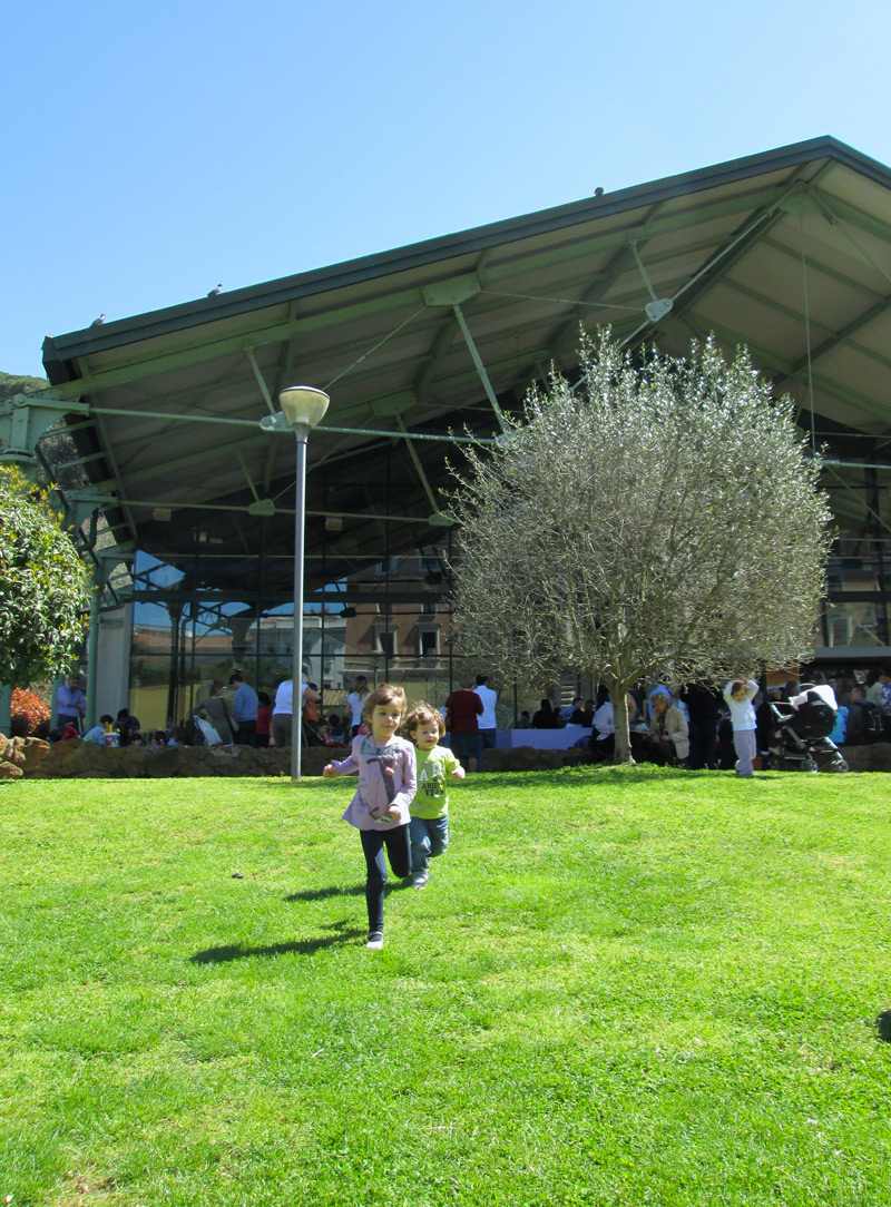 Roma con i bambini. explora
