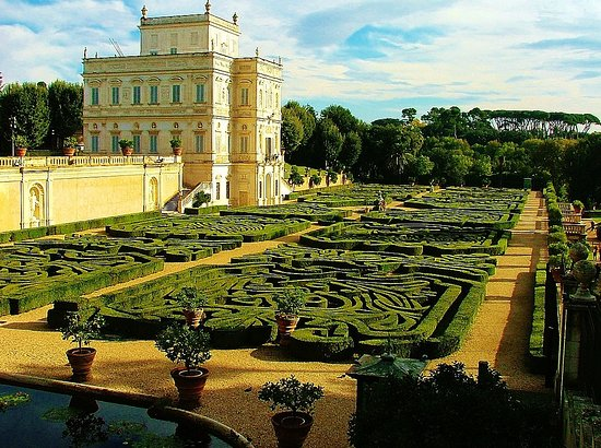 Roma con i bambini parco di villa doria pamphili