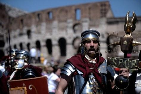 ITALY-ROME-ANNIVERSARY