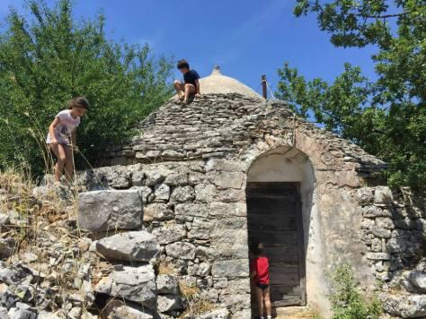 Trullo antico, Trullallegro, Noci, Puglia