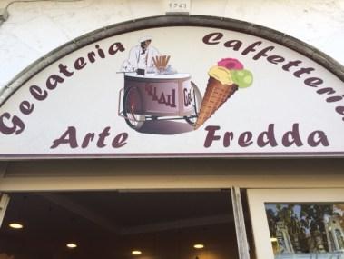 Artefredda, gelateria Alberobello, Puglia