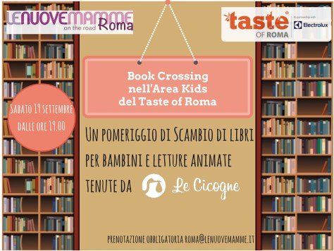Taste of Rome 2015-BOOKCROSSING
