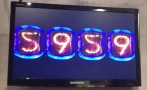 countdown nella escaperoom di Intrappola.to