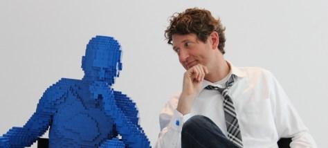 The Art of brick. A Roma in mostra l'arte contemporanea con mattoncini Lego.