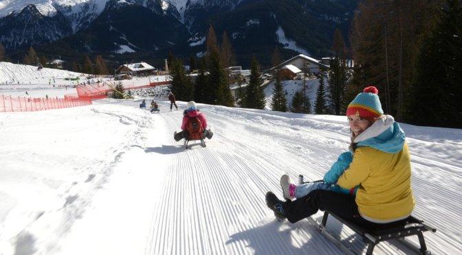 Sciare si, sciare no: La Val di Fiemme, e il family hotel delle cinque mamme