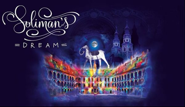 Il ritorno di Soliman: lo spettacolo in videomapping di Bressanone torna per una  seconda puntata