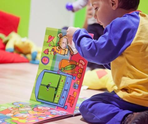 Attività per bambini a Famiglia Punto Zero