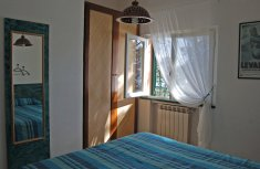 Resort la Francesca, camera letto