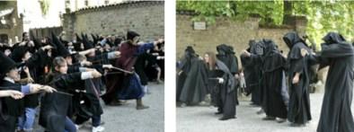 Harry Potter al Castello di Belgioiso