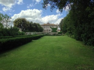 40 idee per un weekend con i bambini in italia tuscia_giardino_castello_ruspoli