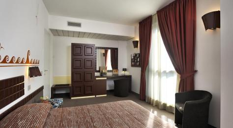 Etruscan Chocohotel, a Perugia un hotel interamente dedicato al cioccolato.