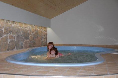 Family hotel delle cinque mamme, a Predazzo, Val di Fiemme, Dolomiti, Trentino Alto Adige.