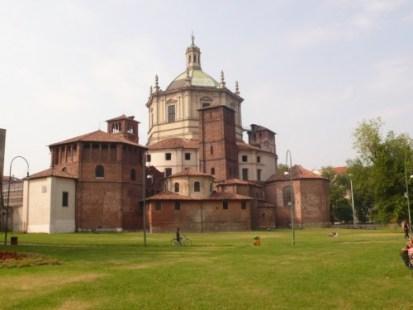 Parco delle Basiliche a Milano