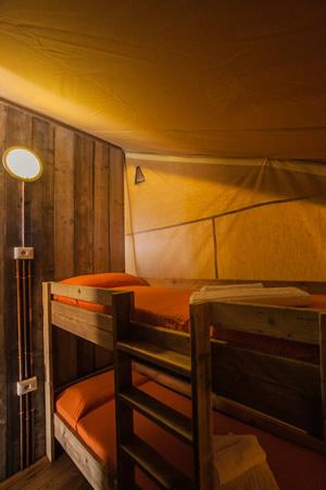 lodge tent-letti-castello