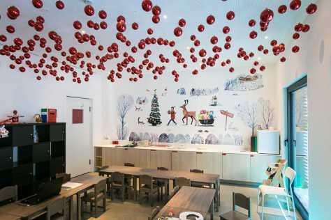 Family hotel montagna piemonte Mirtillo Rosso stanza baby club 4-12 anni