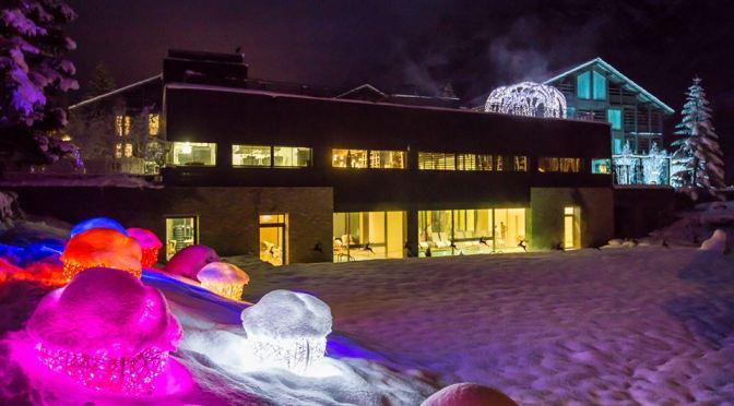 """""""Non è sempre Natale"""". Tranne che al Mirtillo Rosso, il nuovo family hotel sul Monte Rosa"""