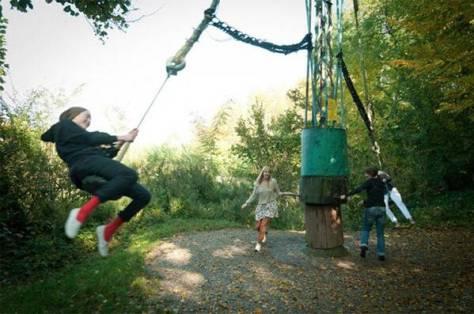 weekend bambini luna park osteria dei pioppi nervesa della battaglia