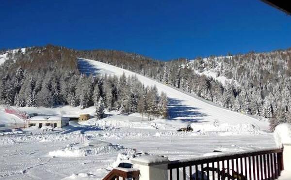 Camera con pista. In Trentino, il piccolo hotel per famiglie direttamente sulle piste
