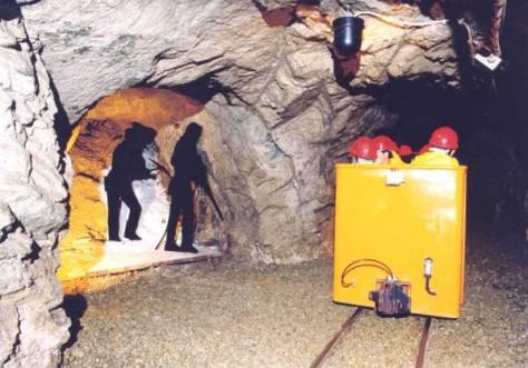 idee weekend per bambini toscana museo archeominerario di San Silvestro livorno