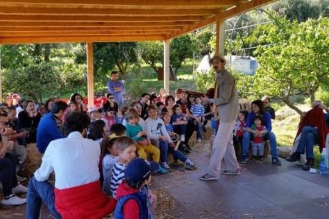 43 idee per un weekend con i bambini Il Parco dei 5 sensi- Messina