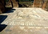 cilento-Parco Archeologico di Elea-mosaico