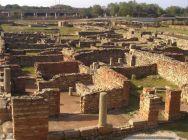 cilento-Parco Archeologico di Elea-vista aerea