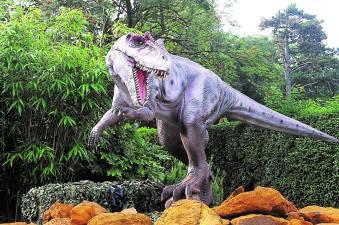 bambini parchi dinosauri europa gran bretagna