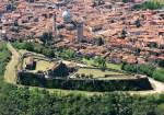 Rocca di Lonato-Vista aerea